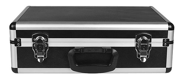 Hård väska clas ohlson : Aluminium case f?rvaringsv?ska voosestore